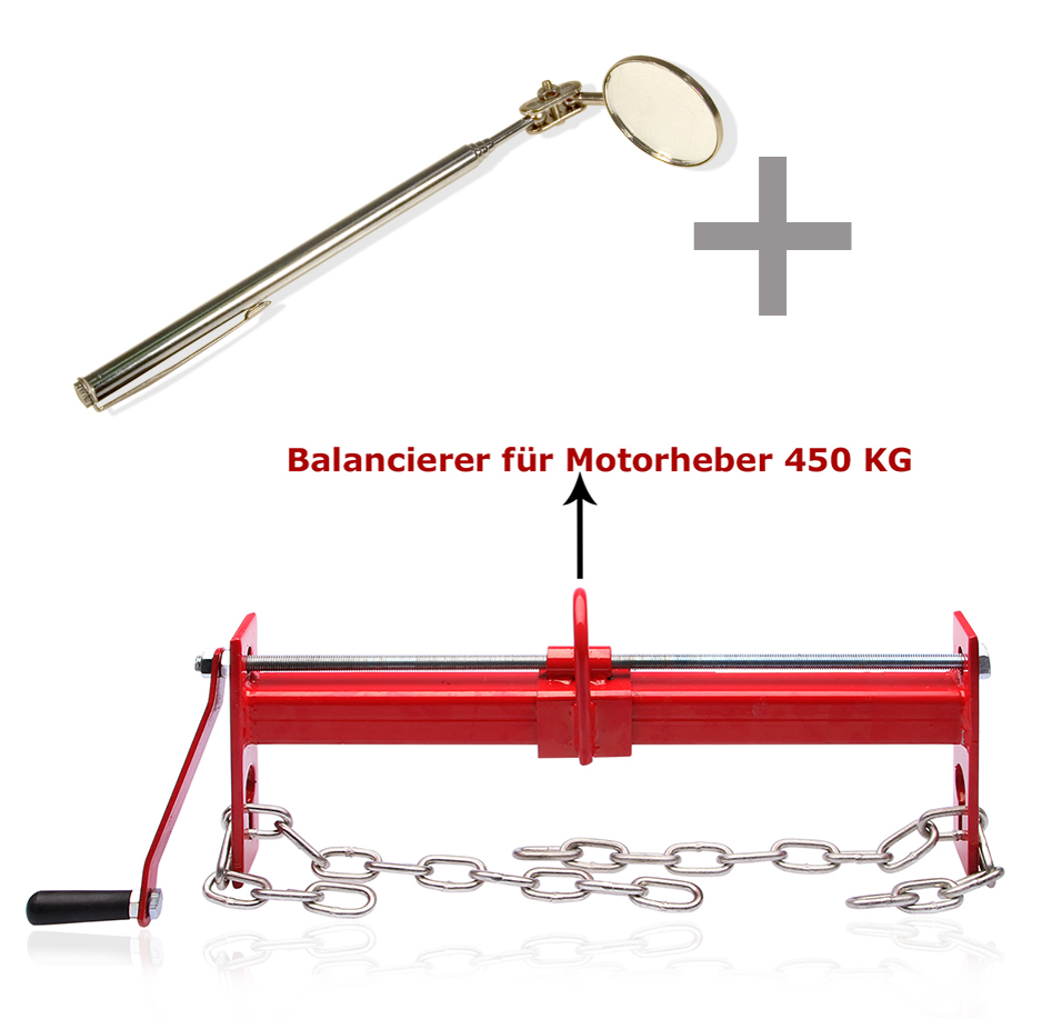 Balancier pour grue d 39 atelier traverse de levage du moteur for On traverse un miroir